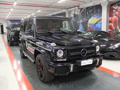 second-hand Mercedes G63 AMG AMG