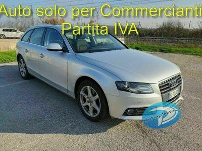 usata Audi A4 Avant 2.0 TDI 143CV F.AP. Advanced del 2012 usata a Rovigo