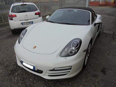 usado Porsche Boxster 2.7 + PDK + CHRONO+20'