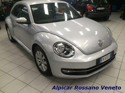 brugt VW Beetle Maggiolino newDesign edition