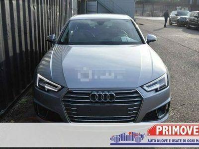 usata Audi A4 35 TFSI 150 S-Line ext. Benzina