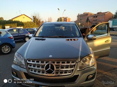 gebraucht Mercedes ML350 cdi 4matic - 2011