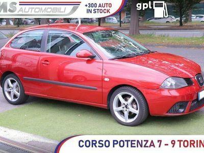 usata Seat Ibiza 1.4 16V 85CV 3p. Stylance DUAL GPL Unicoproprietar