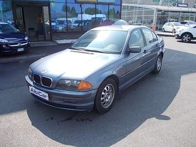 usata BMW 318 Compact ti 1.9 16V cat