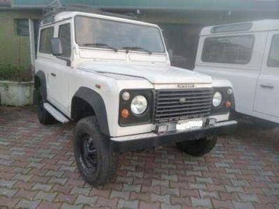 brugt Land Rover Defender 90 HT ANNO 1993 CC 2495 KM 173089