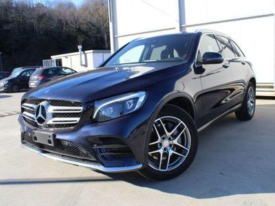 second-hand Mercedes GLC250 4Matic Premium