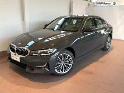 usata BMW 330e Luxury Elettrica/Benzina