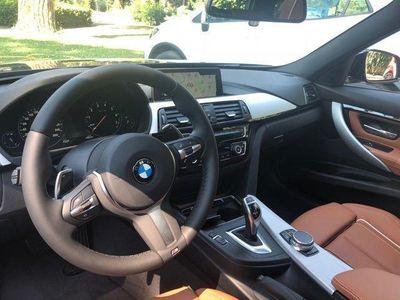 usata BMW 340 Serie 3 (F30/F31) Touring Msport