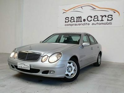 usata Mercedes E270 CDI cat Elegance rif. 12683405