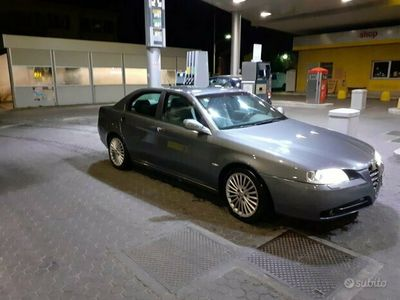 usata Alfa Romeo 166 luxury 2.4tdi
