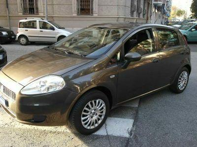 usata Fiat Grande Punto 1.2 5 porte Active NO CLIMA