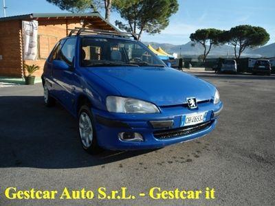 usata Peugeot 106 1.5 diesel cat 3 porte
