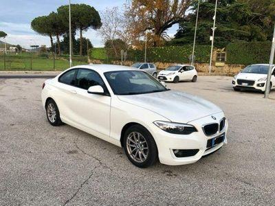 usata BMW 220 Serie 2 Coupé d (F22) - 2014