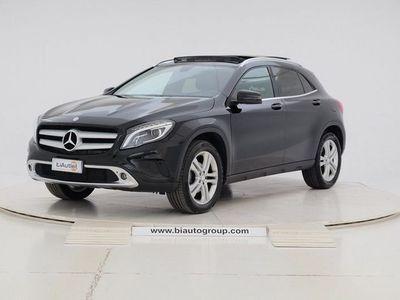 usata Mercedes 200 GLA Classe (X156)CDI Automatic 4Matic Enduro