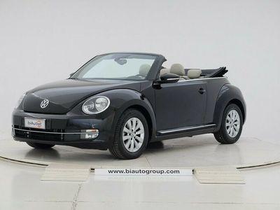 brugt VW Beetle NewMaggiolino Cabrio 2.0 TDI Design BlueMotion T