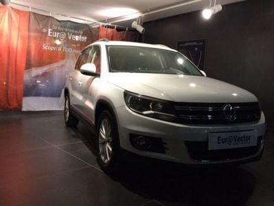 brugt VW Tiguan 2.0 TDI 140 CV Sport & Style BlueMotion Technology