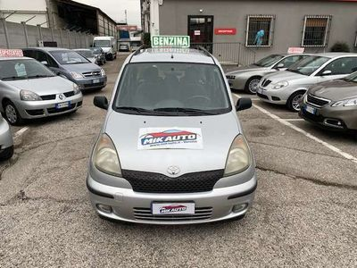usata Toyota Yaris SOLO 122MILA KM UNICO PROPRIETARIO