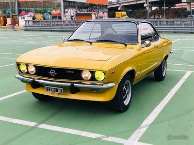usata Opel Manta 1.2s 1970