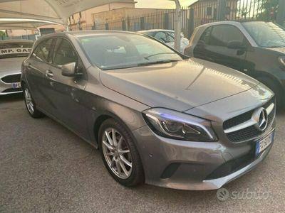 usata Mercedes A180 CDI Automatic INTERNI PELL