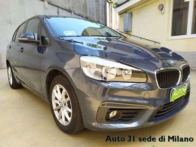 usata BMW 214 Active Tourer Serie 2 A.T. (F45) d