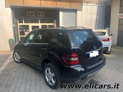 second-hand Mercedes ML280 CDI Sport