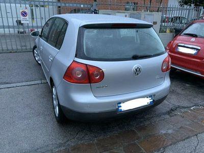 usata VW Golf V 2.0 tdi 140cv sportline 6 marce