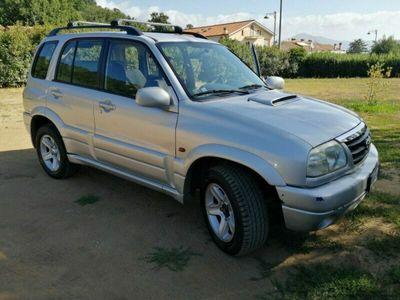 usata Suzuki Grand Vitara 2.0 turbodiesel 16V cat S.W.