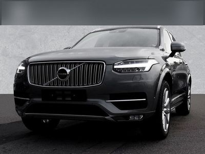 brugt Volvo XC90 T6 Awd Geartronic Inscription 7-sitze B&w