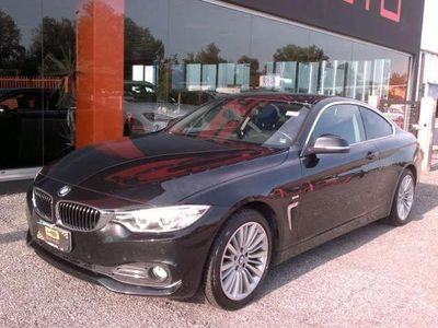 usata BMW 420 420 d xDrive Luxury