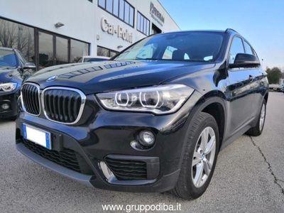 usado BMW X1 xDrive18d Advantage del 2018 usata a Pesaro