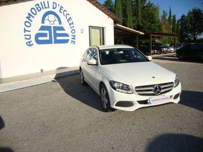 usata Mercedes C200 BlueTEC S.W. Automatic Executive