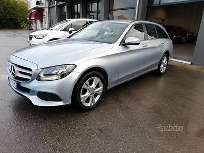 usata Mercedes C220 d S.W. 4Matic Automatic Business