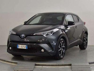 usata Toyota C-HR Hybrid 1.8 Hybrid E-CVT Style