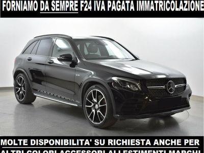 usata Mercedes GLC43 AMG AMG 4Matic 43 AMG TETTO-SOSPENSIONI/F24 IVA PAGATA