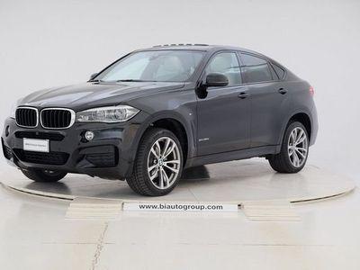 usata BMW X6 xDrive30d 258CV Msport del 2017 usata a Settimo Torinese