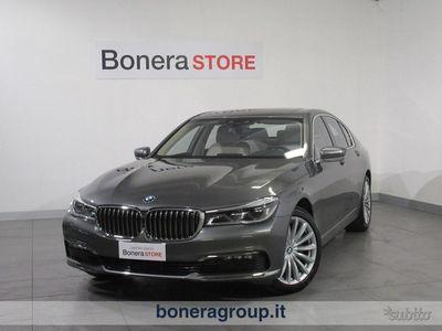 usata BMW 730 d xdrive Luxury auto