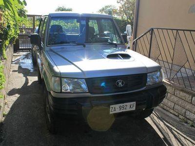 usata Hyundai Galloper