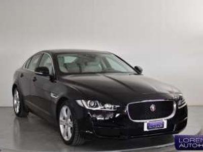 usata Jaguar XE 2.0 D Turbo 180CV aut. Portfolio NAVI-PELLE-CAM-E6 Diesel