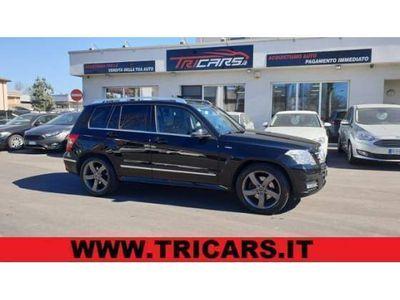 usata Mercedes GLK200 cdi 2wd blueefficiency sport permute