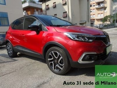 used Renault Captur dCi 8V 90 CV EDC Start&Stop Bose - X NEOPATENTATI