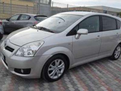 usata Toyota Corolla Verso 2.2 16V D-4D Luna **7posti** Diesel