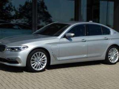 usata BMW 530 e Luxury Elettrica/Benzina