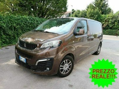 usata Peugeot Expert BlueHDi 120 CV FULL OPTIONAL