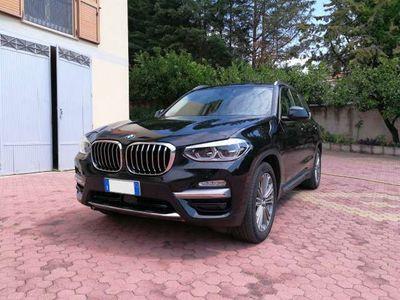 usata BMW X3 xDrive30d 249CV Luxury