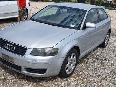 usata Audi A3 Coupé 1.9TDi x Export