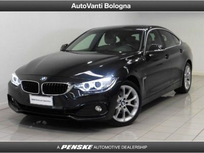 used BMW 420 Gran Coupé d Sport