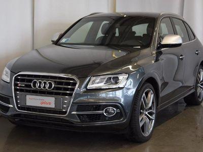 brugt Audi SQ5 3.0 V6 TDI Biturbo quattro tiptronic del 2015 usata a Assago