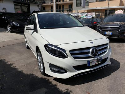 usata Mercedes B180 d Automatic Sport