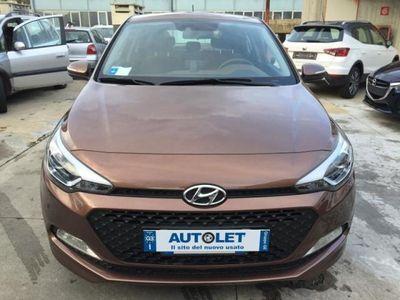 brugt Hyundai i20 i20 2ª SERIE1.1 CRDI 12V 5P. COMFORT