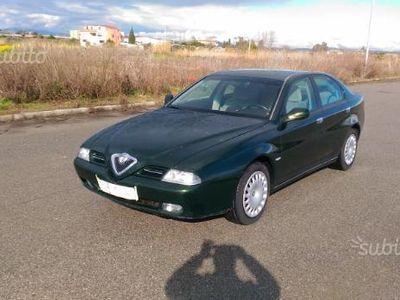 brugt Alfa Romeo 166 2.0i 16V Twin Spark cat Progression